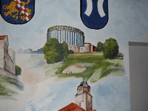 The panoramic painting