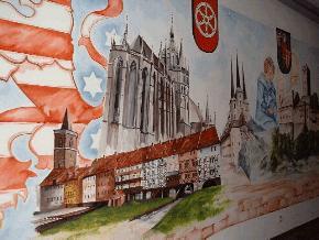 State capital Erfurt