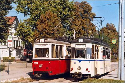 Naumburger Touristenbahn